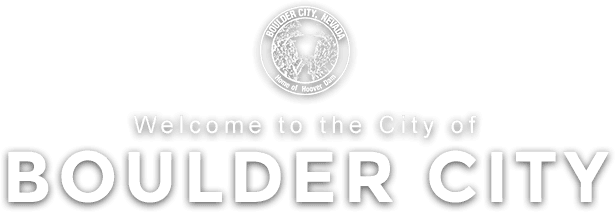 Welcome to the city of Boulder City